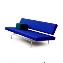 BR 02.7 SOFA BED - BLUE